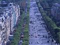 シャンゼリゼ通りの写真