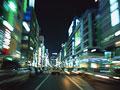 夜の都市の写真