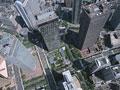ビル街の写真