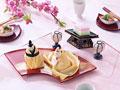 雛寿司の写真