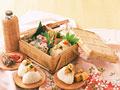 花見弁当の写真