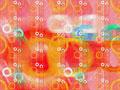 抽象イメージ(CG)の写真