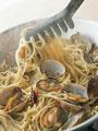 スパゲティ・ボンゴレビアンコの写真