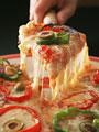 ミックスピザの写真