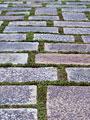 石畳の写真