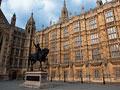 英国議会議事堂の写真