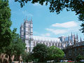 ウェストミンスター寺院の写真