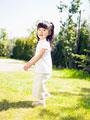 女の子の写真