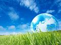 地球イメージの写真