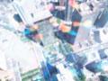 市街地の写真