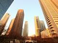 オフィス街の写真