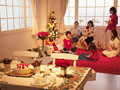 クリスマスイメージの写真