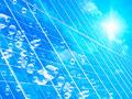 太陽光発電イメージの写真
