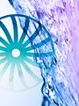 水力発電イメージの写真