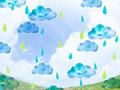 雨イメージの写真