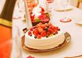 ベリーショートケーキの写真