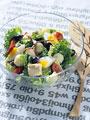 ニース風サラダの写真