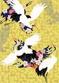 鶴の舞の写真