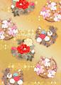 花の丸ちらしの写真